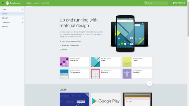 5 great websites for mobile app design inspiration - Artonezero