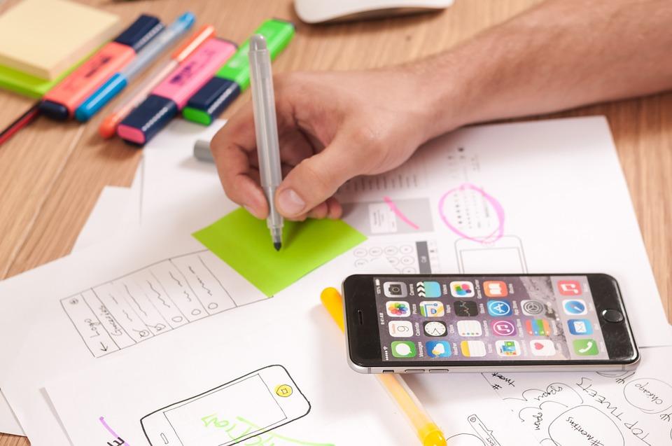 Business App Design Inspiration: 5 great websites for mobile app design inspiration - Artonezerorh:artonezero.com,Design